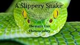 A Slippery Snake Theme Unit