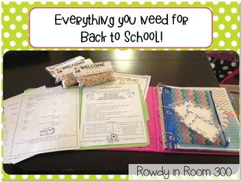 A Smart Teacher's Guide {Back to School Kit}