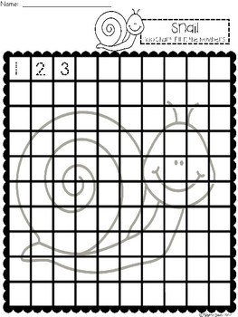A+ Snail: Numbers 100 and 120 Chart