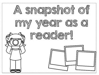 A Snapshot of My Year as a Reader!