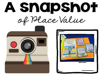 A Snapshot of Place Value