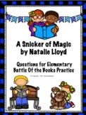 A Snicker of Magic - 130+  EBOB Questions
