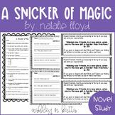 A Snicker of Magic Novel Study