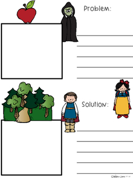 A+ Snow White: Story Maps