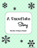A Snowflake Story: Narrative Writing On Demand