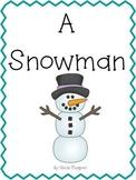 A Snowman Book