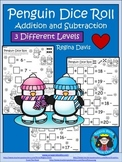 A+ Penguin Dice Roll: Balancing Out Equations