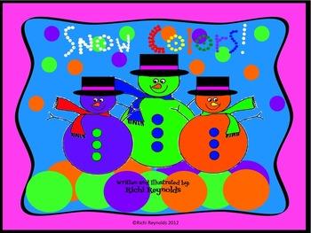 A Snowy Bundle: Shapes, Colors and Snowmen!