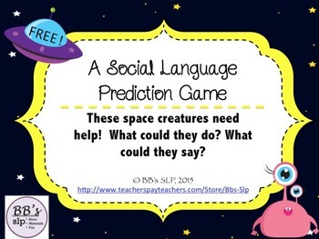 A Social Language Prediction Game FREEBIE