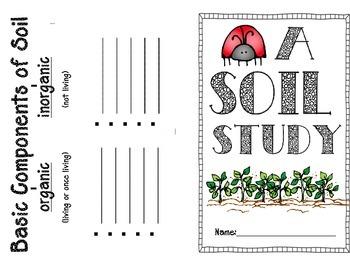 A Soil Study Unit: Experiments and Investigations