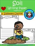 A+ Soil ... Writing Paper