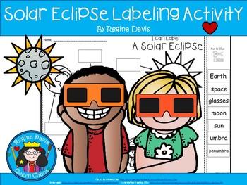 A+ Solar Eclipse Labels