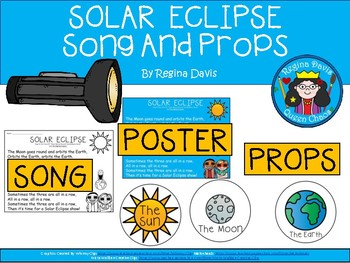 A+ Solar Eclipse Song and Props