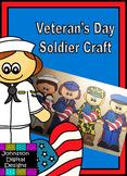 Veteran's Day: A Soldier Craft