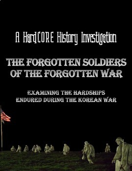 A Soldier's Life: Examining the Hardships Endured during the Korean War
