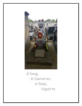 A Song, a Character, a Book Vignette