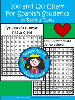 A+ Spanish 100 Chart and 120 Chart