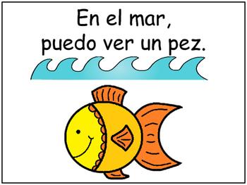 A+ Spanish Easy Reader...En El Mar