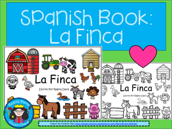 A+ Spanish Easy Reader...La Finca
