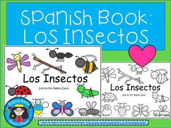 A+ Spanish Easy Reader...Los Insectos