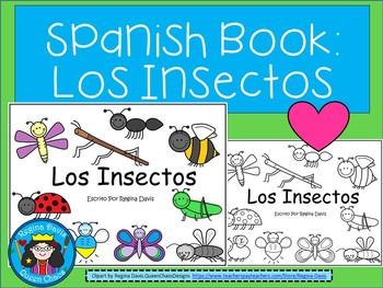 A+ Spanish Easy Reader...Los Insectos