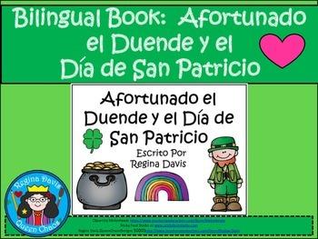 A+ Bilingual Spanish Easy Reader...Afortunado el Duende y el Dia de San Patricio