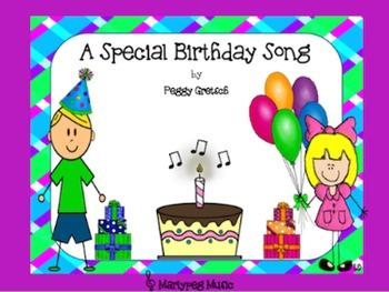 Heartfelt Birthday Song/Primary Music Grades