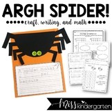 Free Spider Craft and Activities