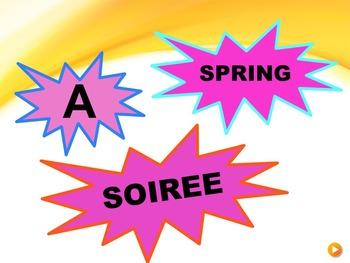 A Spring Soiree