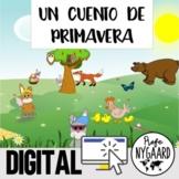 Spanish TPR Story: A Spring Story for Spanish Class // Un cuento de primavera
