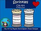 A+ Sprinkles Clip Art