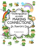 A St Patrick's Day Critical Thinking Activity Making Connections