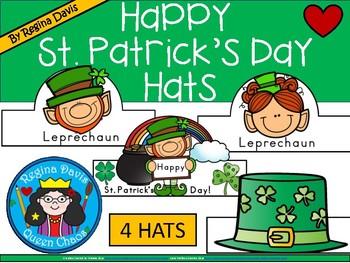 A+ St. Patrick's Day Hats