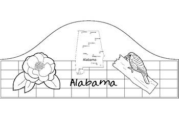 A State Hat Pack- Alaska, Alabama, Arizona, Arkansas