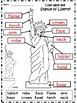 A+ Statue of Liberty Labels