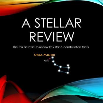 A Stellar Review