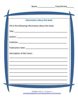 A Step From Heaven Novel Unit Plus Grammar