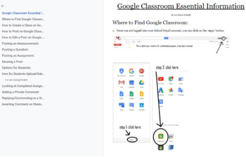 A Step by Step Guide to Using Google Classroom