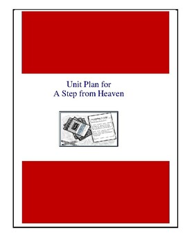 A Step from Heaven Complete Literature and Grammar Unit