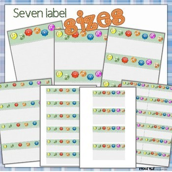 A Stitch in Time - labels and signs