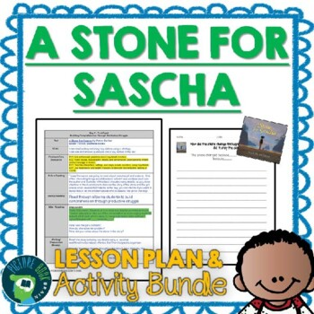 A Stone For Sascha by Aaron Becker Lesson Plan and Activities