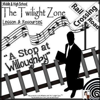 A stop at willoughby twilight zone episode lesson middle high school toneelgroepblik Image collections
