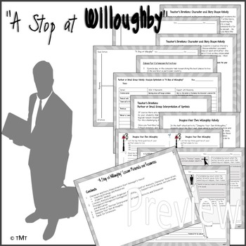 A Stop at Willoughby, Twilight Zone Episode Lesson Middle & High School