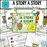 Read Aloud Interactive Folktale Activities: A Story, A Story An Anansi Tale