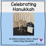 A Story About Celebrating Hanukkah