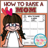 "How to Raise Mom...A Creative ""How To"" Book Companion!"