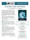 A Story Like the Wind (Gill Lewis/Jo Weaver) Novella Discu