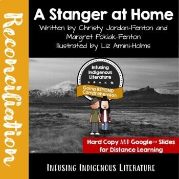 A Stranger at Home - Fatty Legs Sequel  An Inuit, Native American Novel Study