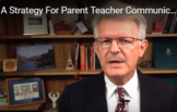 A Strategy For Parent Teacher Communication