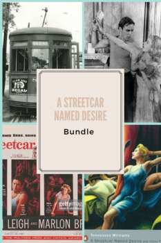 A Street Car Named Desire Context and Allusions Pack